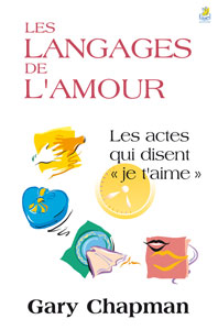 langages amour gary chapman