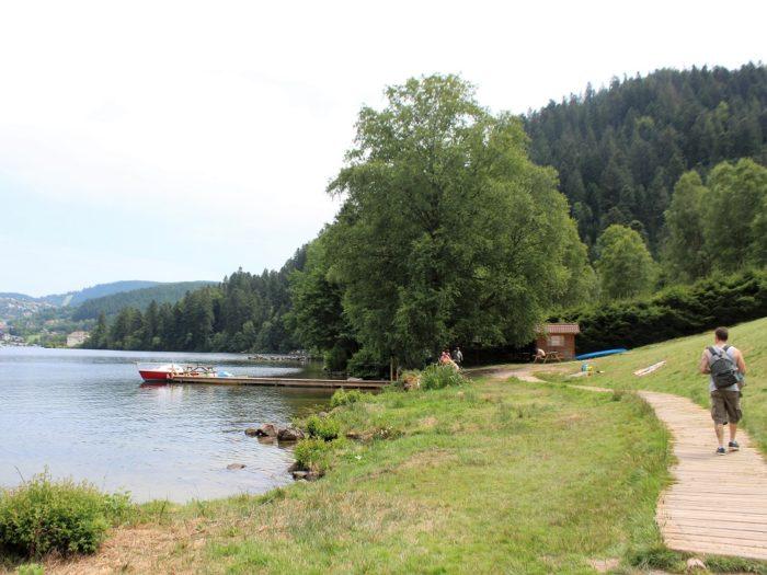 balade amoureux lac gerardmer