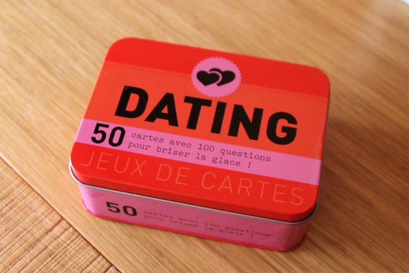 jeu dating briser la glace