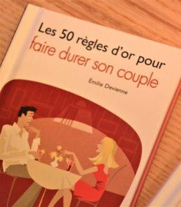 règles pour faire durer son couple