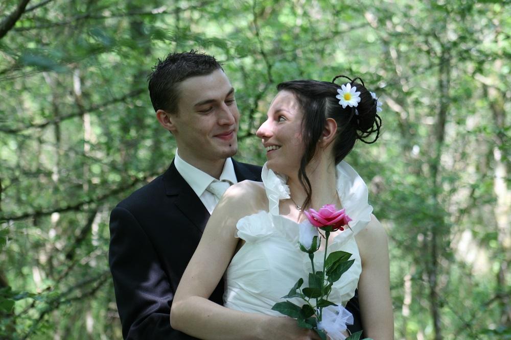 couple engagement fidélité